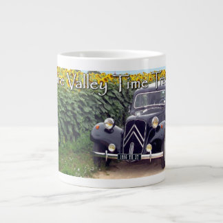 Loire Valley Time Travel mug
