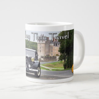 Loire Valley Time Travel picture mug