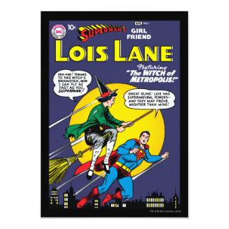 Lois Lane #1 13 Cm X 18 Cm Invitation Card