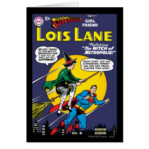 Lois Lane #1 Cards