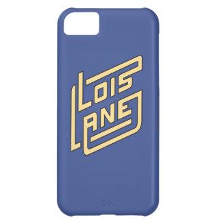 Lois Lane Logo iPhone 5C Case