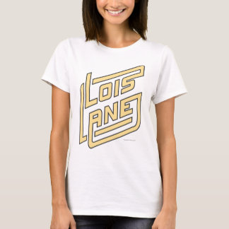 Lois Lane Logo T-Shirt