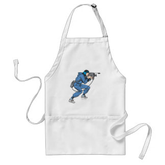 Lois Lane with Camera Aprons