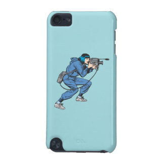 Lois Lane with Camera iPod Touch 5G Cases