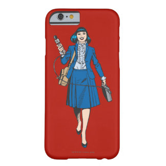 Lois Lane with Microphone Barely There iPhone 6 Case