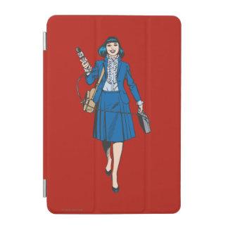 Lois Lane with Microphone iPad Mini Cover