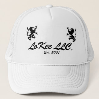 LoKee LLC. Fitted Cap