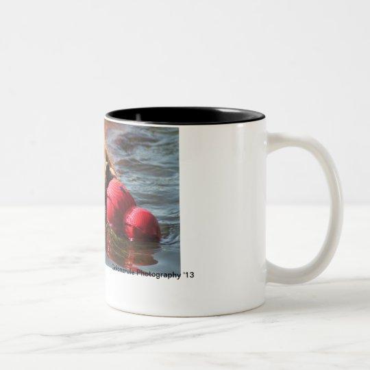 """Loki """" I GOT THIS"""" Two-Tone Coffee Mug"""