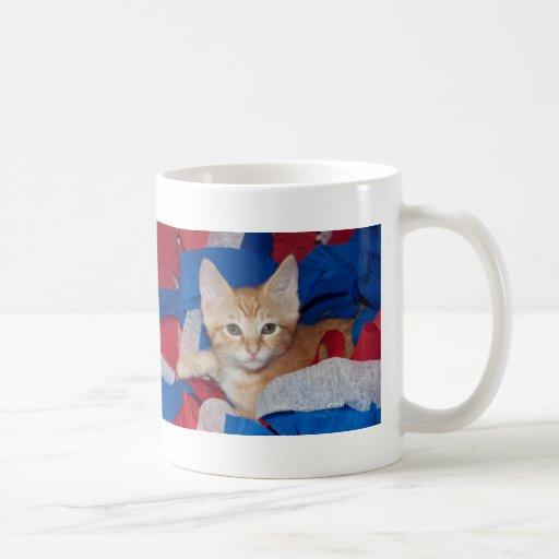 Loki in Red, White & Blue Coffee Mugs