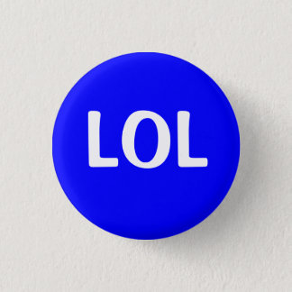 LOL 3 CM ROUND BADGE