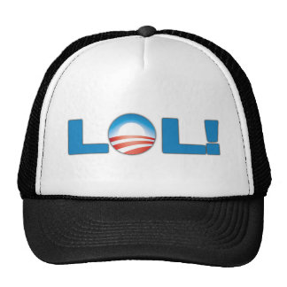 LOL Anti Obama Cap