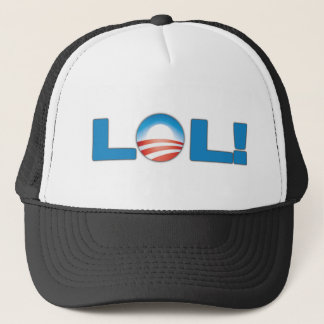 LOL Anti Obama Trucker Hat
