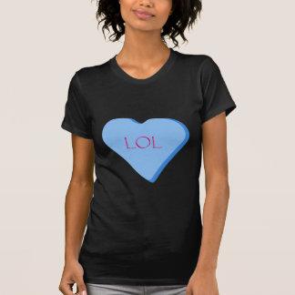 LOL Candy Heart Tee Shirt