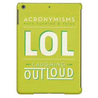 LOL iPad AIR CASE