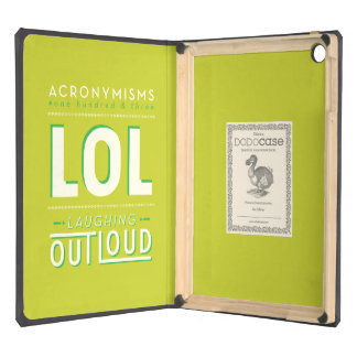 LOL iPad AIR CASES