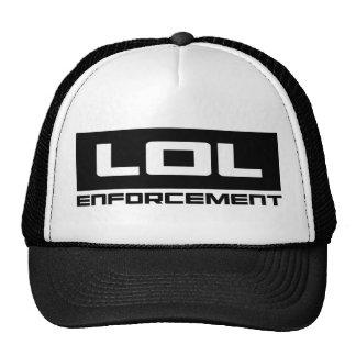 LOL Enforcement Cap