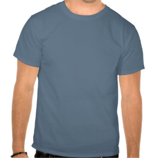 lol. fame (white on denim blue) t shirts