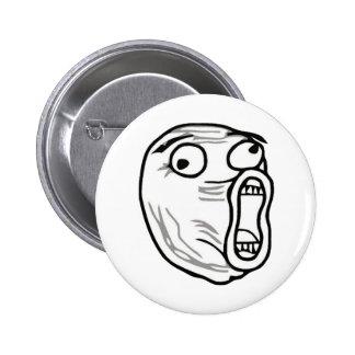 lol-guy large 6 cm round badge
