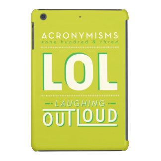 LOL iPad MINI COVER