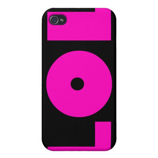 LOL CASE FOR iPhone 4