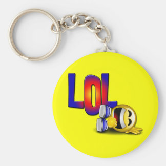 LOL KEY RING
