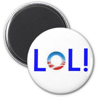lol magnate 6 cm round magnet