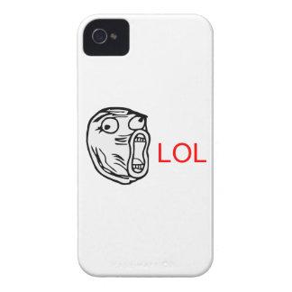 LOL - meme Case-Mate iPhone 4 Cases