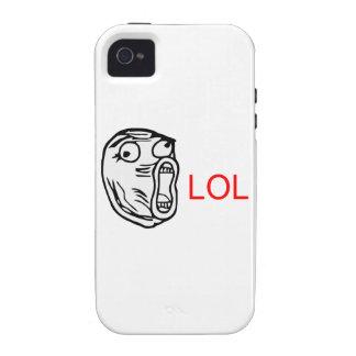 LOL - meme Vibe iPhone 4 Covers