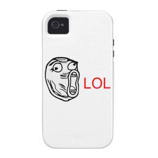 LOL - meme iPhone 4/4S Cases