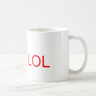 LOL - meme Coffee Mug