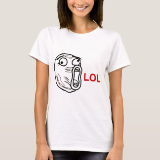 LOL Meme T-Shirt