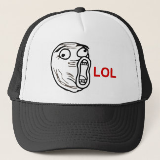 LOL Meme Trucker Hat