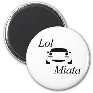 lol Miata Magnet