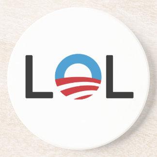 LOL Obama Coasters