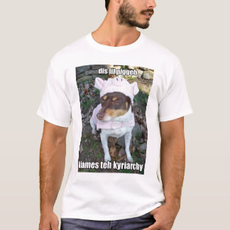 lol rennie - is on teh bottom of teh pile T-Shirt