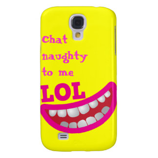 lol smiles laughter smile and s galaxy s4 case