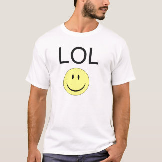 LOL Smiley Face :-) Shirt