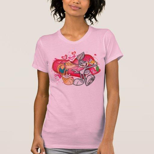 Lola & Bugs Love T Shirts