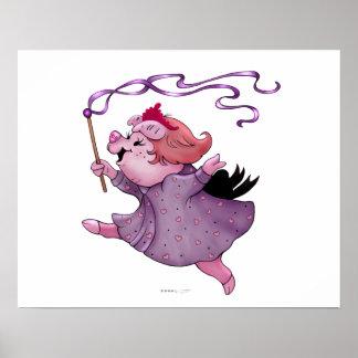 LOLA PIG Poster Paper