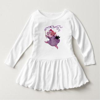 LOLA PIG Toddler Ruffle Dress