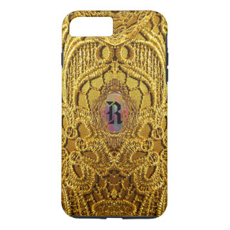Lola's Interlude Monogram iPhone 7 Plus Case
