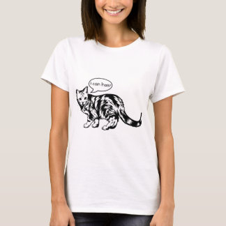 lolcat - i can has? T-Shirt