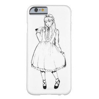 Loli Girl Barely There iPhone 6 Case
