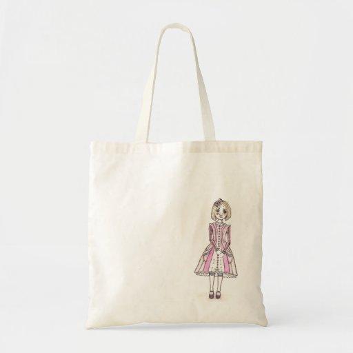 lolita canvas bag