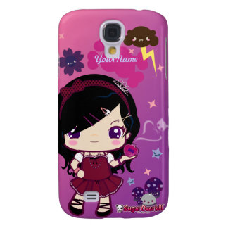 Lolita Girl Mayumi Galaxy S4 Case