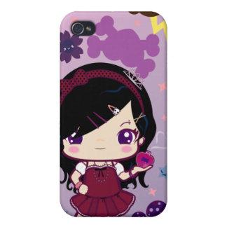 Lolita Girl Mayumi iPhone 4/4S Case