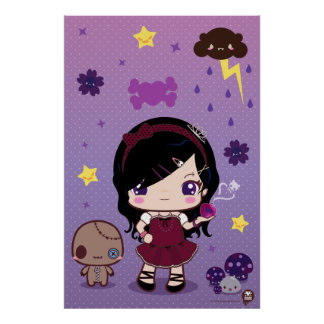 Lolita Mayumi and Itami Print