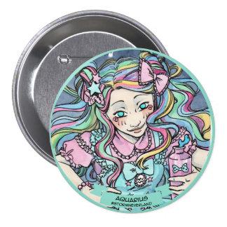 Lolita Zodiac 7.5 Cm Round Badge