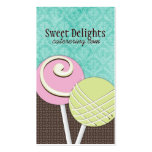 Lolli Cakes Business Cards