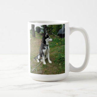 Lolli Leaf Basic White Mug